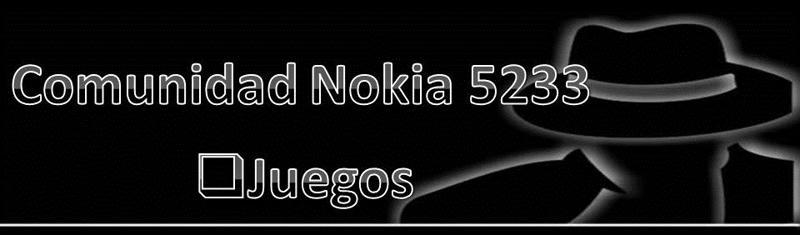 Juegos Nokia 5233