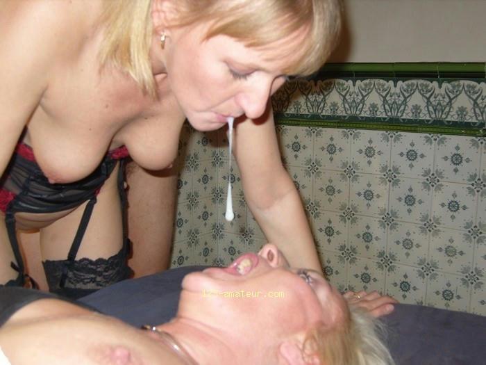 Una orgia con veteranas