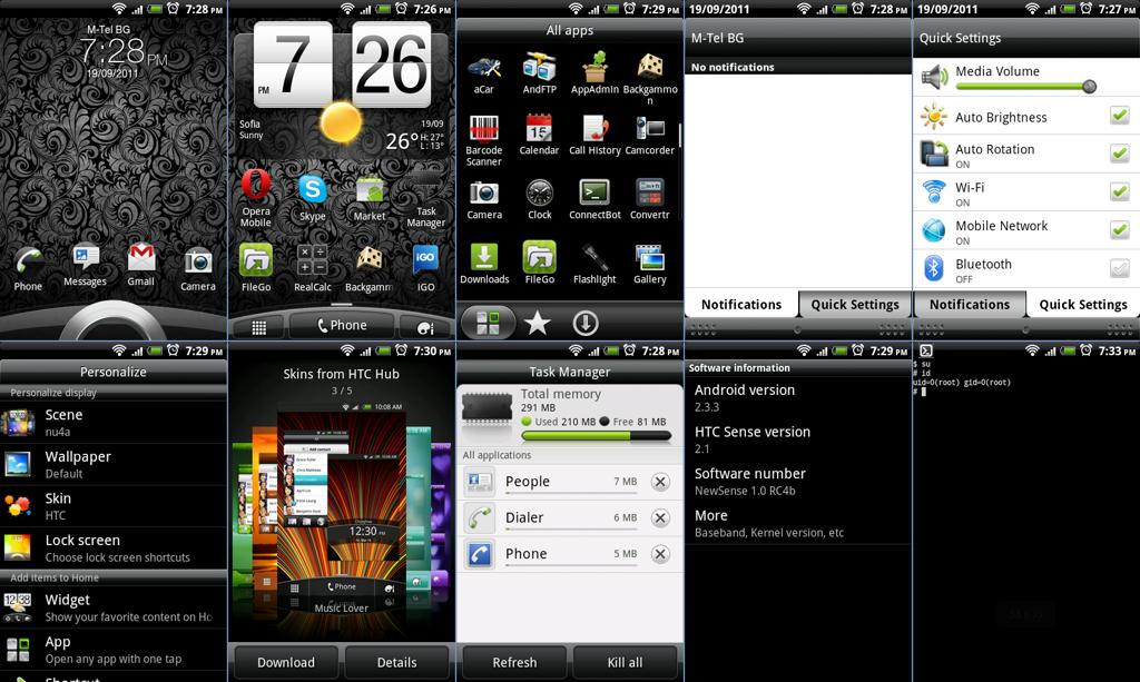 Htc sense ui 7 0 apk   Install HTC Sense 7 Launcher