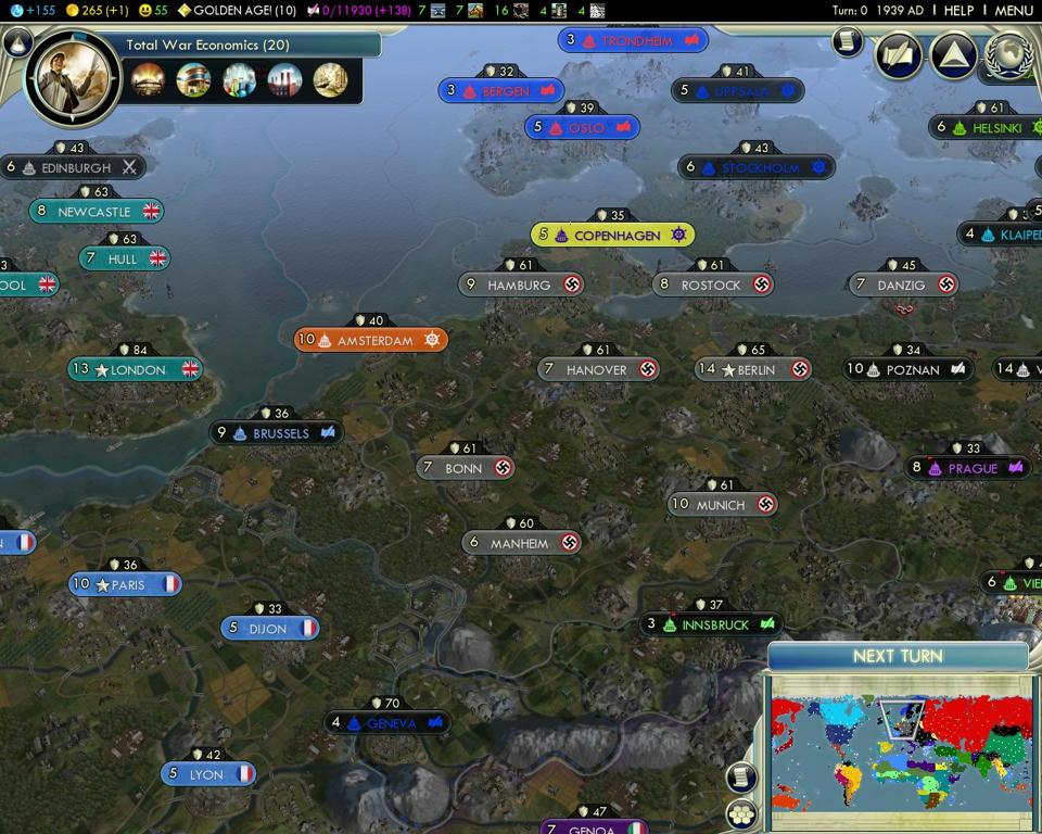 Another WW2 scenario | CivFanatics Forums